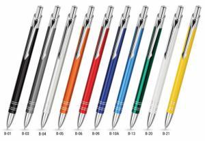 Długopis metalowy BOND z grawerem min. 500 szt.