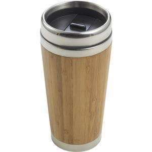 Bambusowy kubek podróżny 400 ml V0773-18