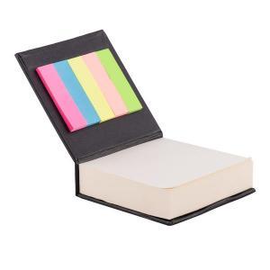 Blok z karteczkami, czarny R73674.02