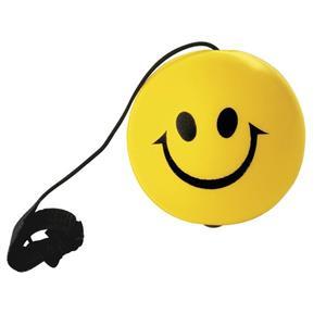 Antystres jo-jo Happy, żółty R73995