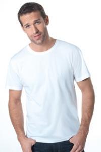 150.05 Koszulka T-shirt Stedman Classic ST2000 biała