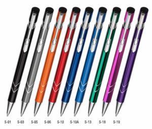 Długopis metalowy STAR z grawerem min. 500 szt.
