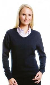 219.11 Damski sweter Arundel v-neck Kustom Kit KK353
