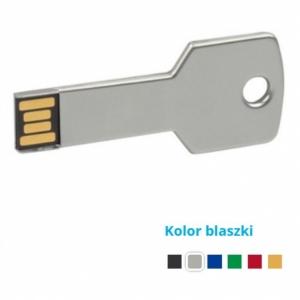 Pamięć USB Key klucz 16GB z grawerem logo
