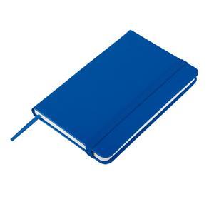 Notatnik 90x140/80k kratka Zamora, niebieski-109379