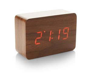 Zegar na biurko CLAP 03079