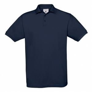 Koszulka polo z nadrukiem B&C Safran