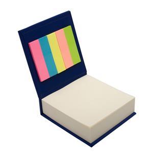 Blok z karteczkami, niebieski R73674.04