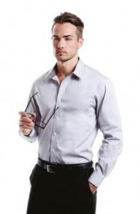 707.11 Koszula Contrast Premium Oxford z długimi rękawami KK189
