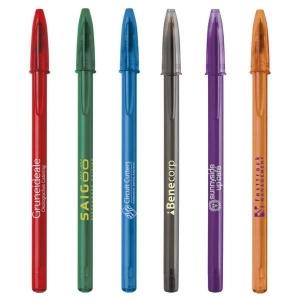 Długopis BIC Style Clear
