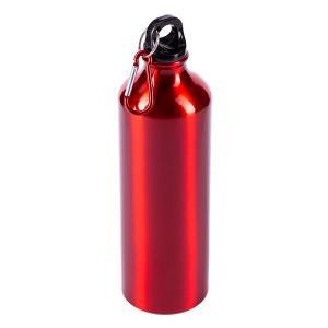Bidon aluminiowy Easy Tripper 800 ml, czerwony R08417.08