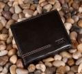 Męski portfel Verus London 08 czarny