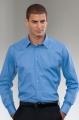 717.00 Koszula popelinowa z długimi rękawami R-924M-0