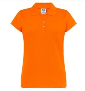 Koszulka polo damska z nadrukiem JHK POPL200