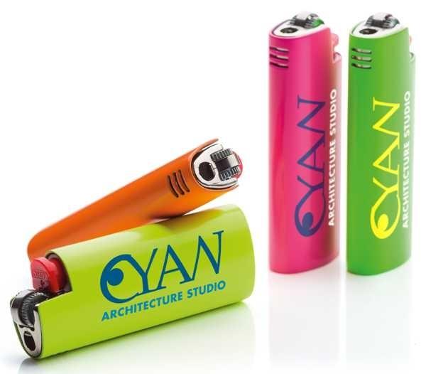 Zapalniczka BIC w etui Styl'it Luxury Lighter Case
